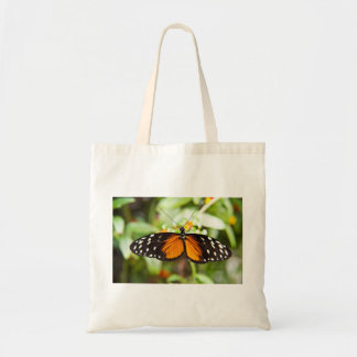 Single Butterfly Budget Tote Bag