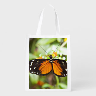 Single Butterfly Market Totes