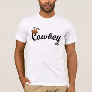 Single Cowboy T-Shirt