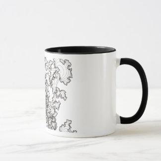 Single Curve Close-Up on a Coffee Mug