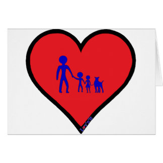 single dad greeting cards