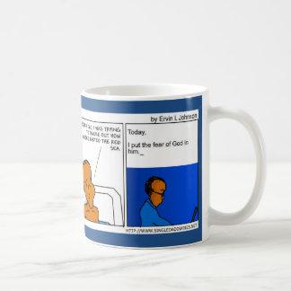 Single Dad Diaries mug - The Fear of God