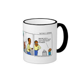 Single Dad Diaries mug - Won What?
