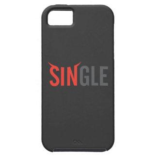 Single Dark 2 iPhone 5 Cases