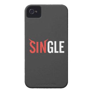 Single Dark iPhone 4 Covers