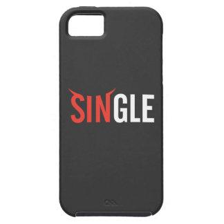 Single Dark iPhone 5 Cover