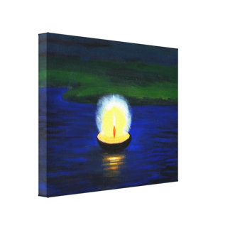 Single Deepa Canvas Print