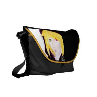 Single Emote Rickshaw Messenger Bag