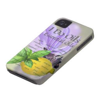 Single Essential Oils iPhone 4 Case-Mate Case