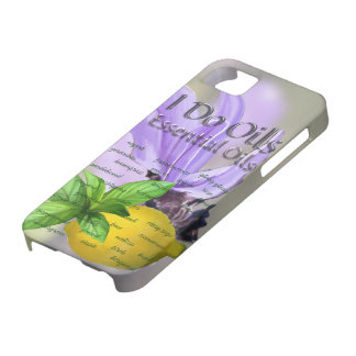 Single Essential Oils iPhone SE/5/5s Case