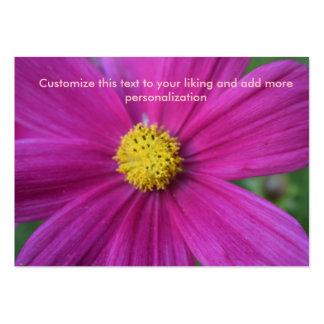 Single Flower Business Cards