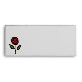 Single Flower Envelope