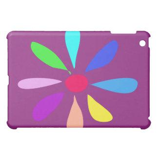 Single Flower iPad Mini Covers