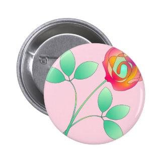 Single Flower Pins