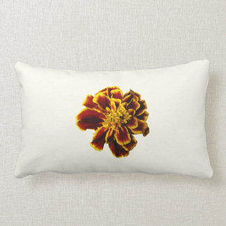 Single French Marigold Pillow