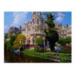 Single Gracht, Amsterdam, Netherlands Postcards