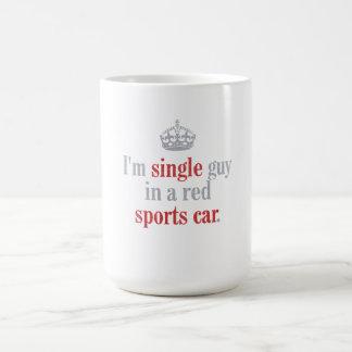 Single guy mug