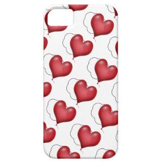 Single Heart Balloon Flying Solo iPhone SE/5/5s Case