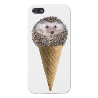 Single Hedgie Scoop Cover For iPhone SE/5/5s