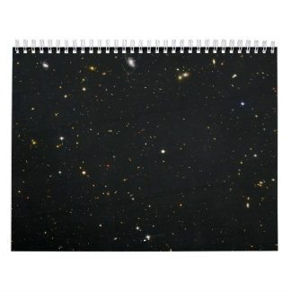 Single HST ACS COSMOS Wall Calendars