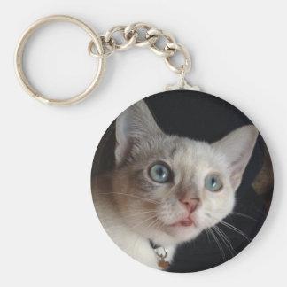 Single Instagram Photo Keychain