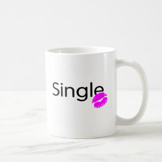 Single (Kiss) Coffee Mug