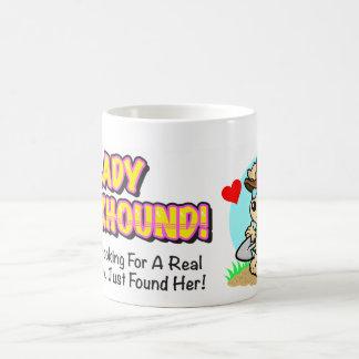 Single Lady Rockhound Drinkware Coffee Mug