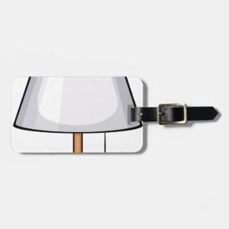 Single lamp bag tags