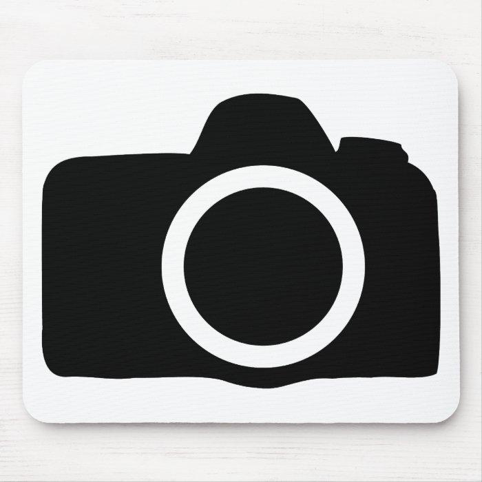 single lens reflex camera SLR icon Mouse Pad