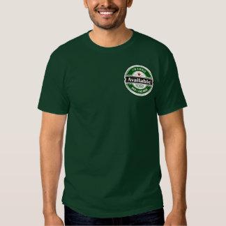 Single & Like Beer 2 Tee Shirt