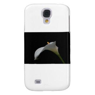 Single Lily Galaxy S4 Case