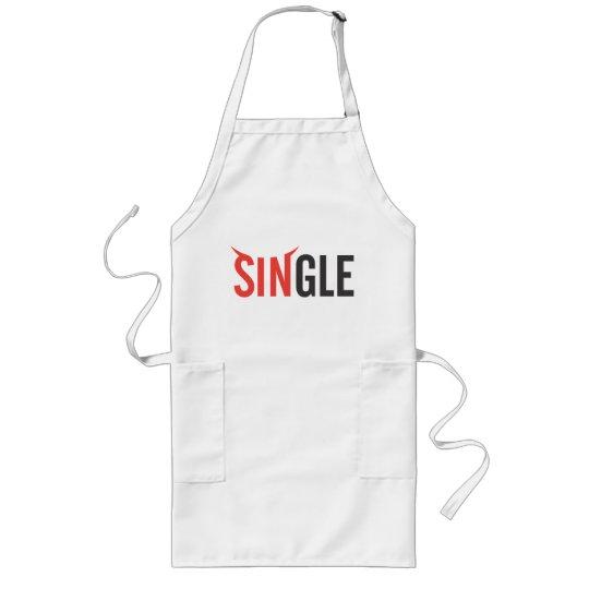 Single Long Apron