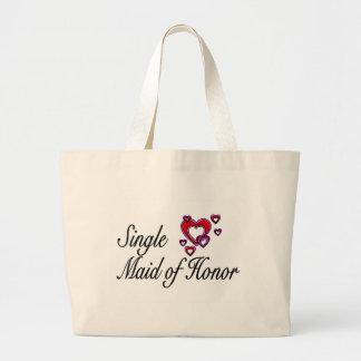 Single Maid Of Honor Tote Bag