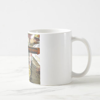Single Malt Scotch and A Cigar Classic White Coffee Mug