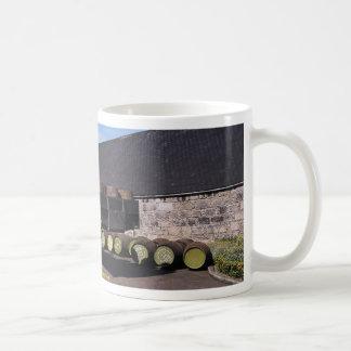 Single malt scotch distillery coffee mugs