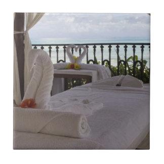 Single Massage Table Tile