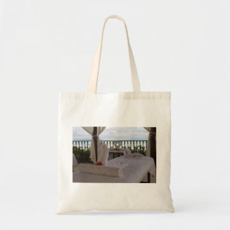 Single Massage Table Tote Bag