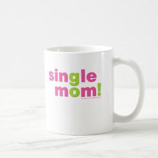 Single Mom Love by MDillon Designs Coffee Mug