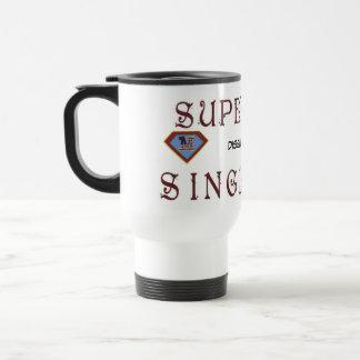 Single Mom Super Hero Mug