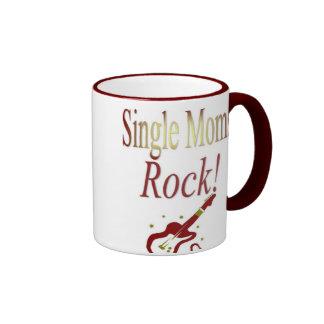 Single Moms Rock! Mug