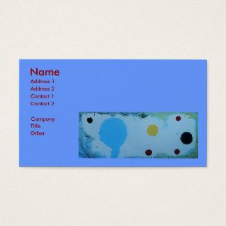 SINGLE PARENT BUSINESS CARD