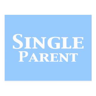 Single Parent Gifts Postcard