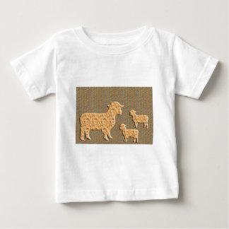 Single Parent SHEEP N baby sheep Baby T-Shirt