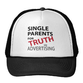 Single Parents for Truth Trucker Hat