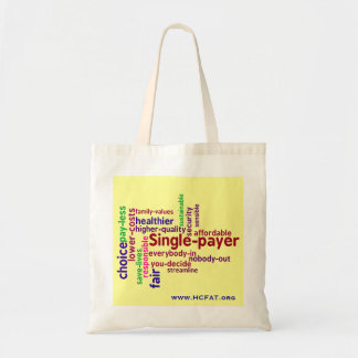 Single-payer Tote Bags