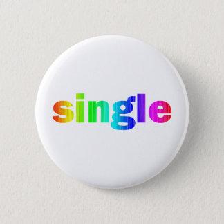 Single Pinback Button