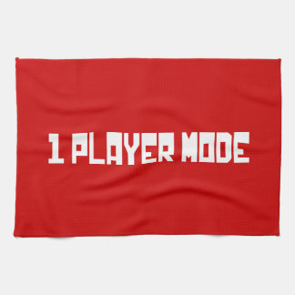 Single Player Mode Towel