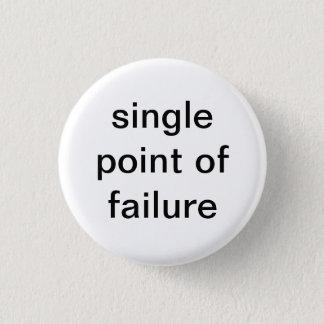 Single Point of Failure Button