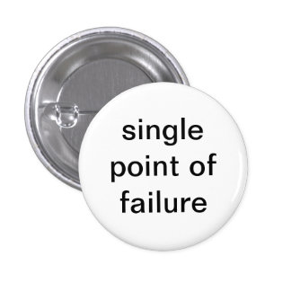 Single Point of Failure Pins