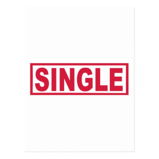 Single Postcard